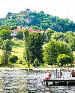 Foto Seebad Riegersburg