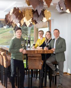 Foto Weingut Hutter – eines der schönsten Weingüter